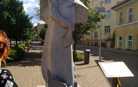 #ПодорожуйзТГШ: найдосконаліша система маяків (Вільнюс)