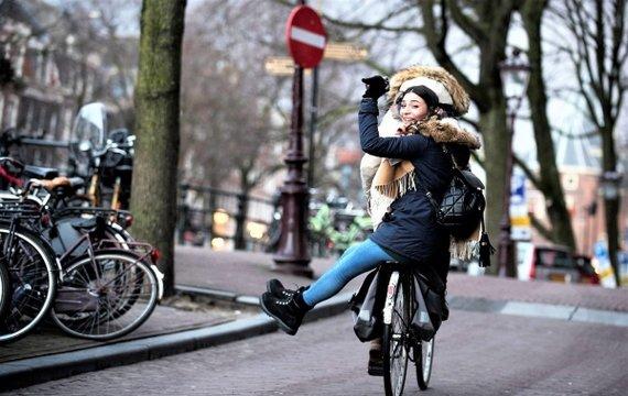 Навчитись в Амстердама