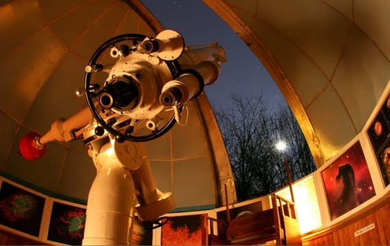 Анонс науково-популярних подій: спостереження зірок в обсерваторії та марсіанський лекторій