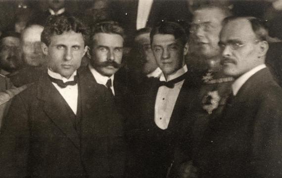 Между Киевом и Москвой. Российско-украинский спор за Крым 1918 года. Часть 1