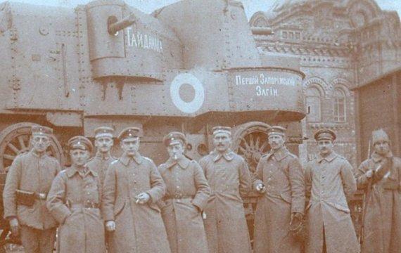 Между Киевом и Москвой. Российско-украинский спор за Крым 1918 года. Часть 2