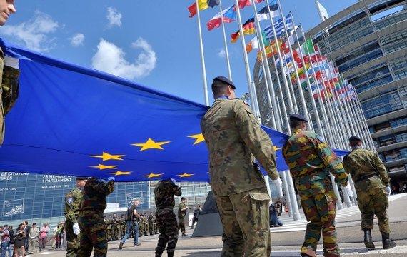 Спільна європейська армія? Ви це серйозно?