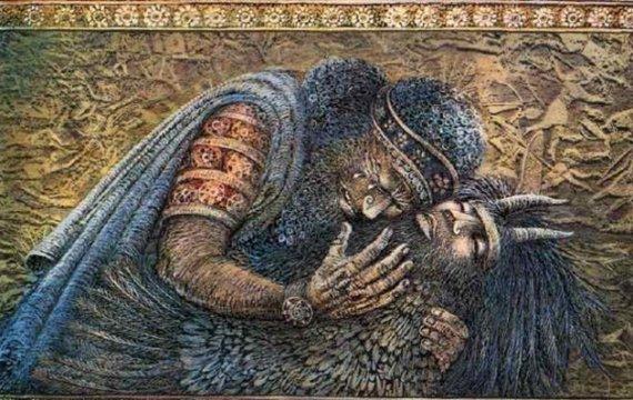 Різдвяна лекція про Гільгамеша і Христа
