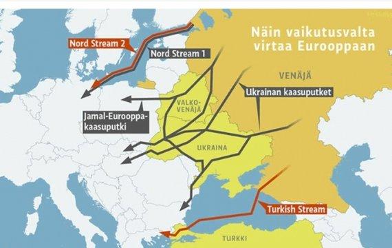 Как и почему Россия десять лет назад отключила газ Украине... и что из этого вышло
