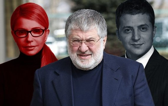 Тимошенко и Зеленский: 2 штаба один хозяин!