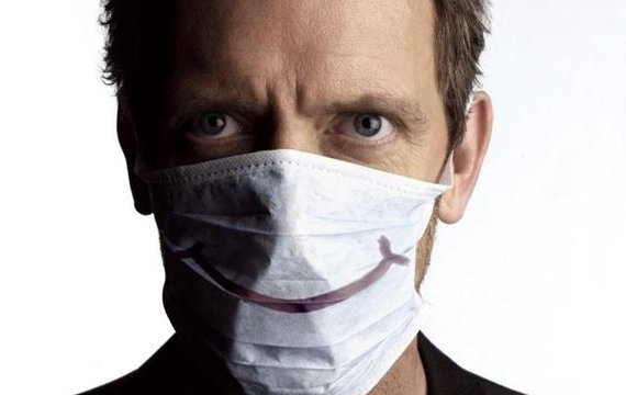 Чарівна маска доктора Хауса