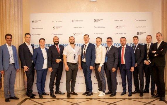 The International Hotel Investment Forum Odessa