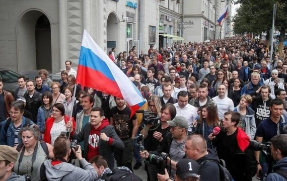 Не радійте московським «Майданам»