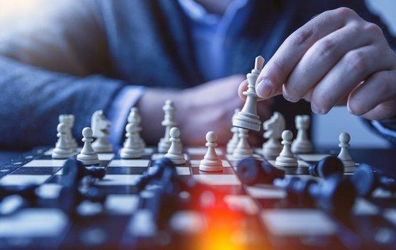Україна на трьох шахових дошках