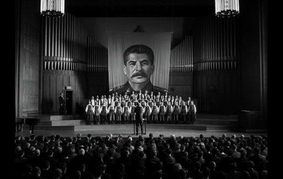 Декілька слів про історію українського радянського хорового співу