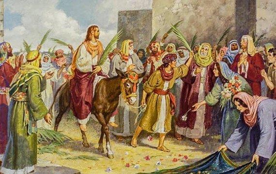 Вербославное Христианство или: почему верба нас ничему не учит