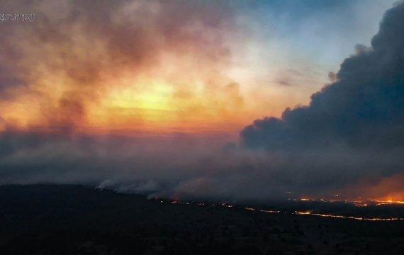 Чорнобиль палає, видатки на ДСНС зменшують, пожежники працюють, волонтери волонтерять