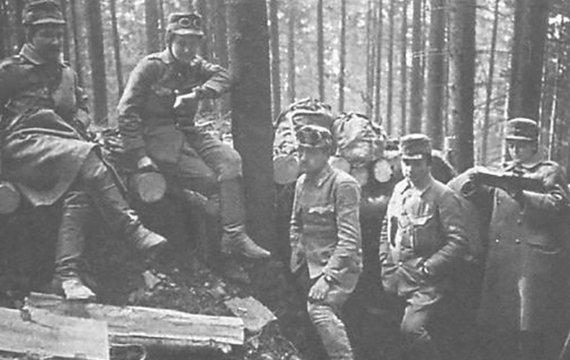 Українська Перша світова: 105 років від боїв УСС за гору Маківка