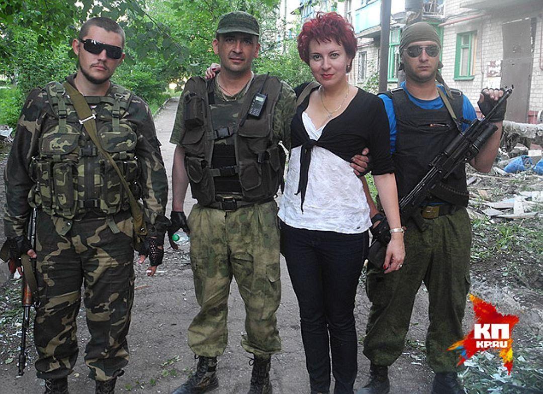 Дарья Асламова Славянск 2014