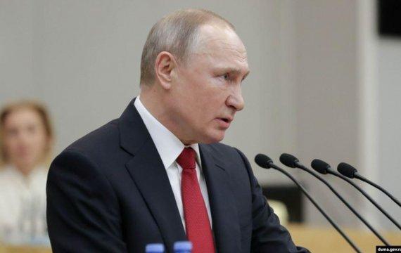 Хоче Ялту-2. Навіщо Путін обіцяє повернути «російські землі»