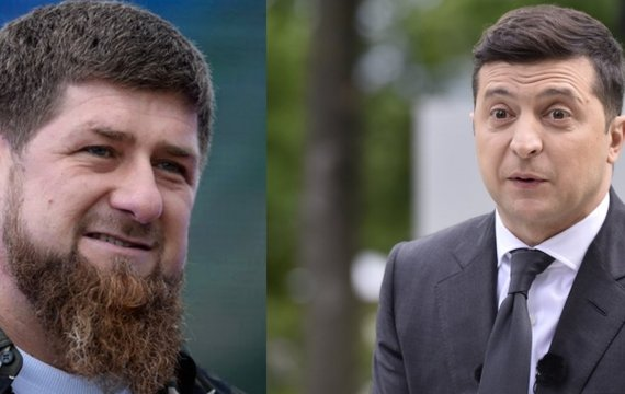 Кадыров vs Зеленский. Ну , что дождались?