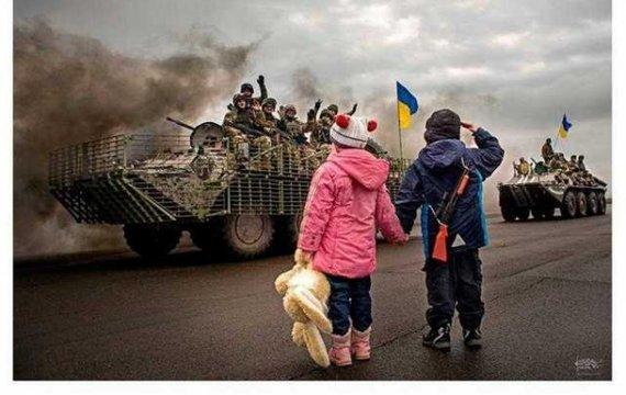 Русский мир обречен. Мы уже победили.