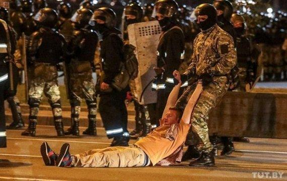 Протести в Білорусі. Дежавю