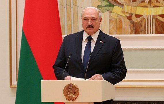 Лукашенко здувся