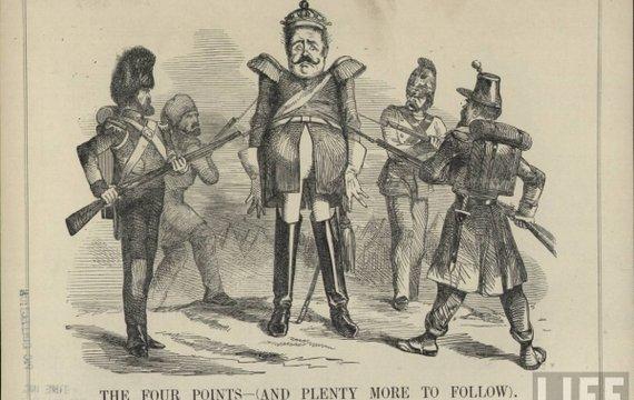 Символічні відлуння Кримської війни 1853-1856 років