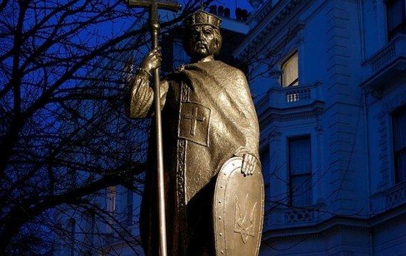 Что привезёт Владимир из Лондона в Киев?