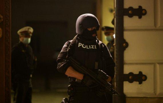 Террористический акт в Вене: Европе пора открыть глаза на змею, пригретую на груди
