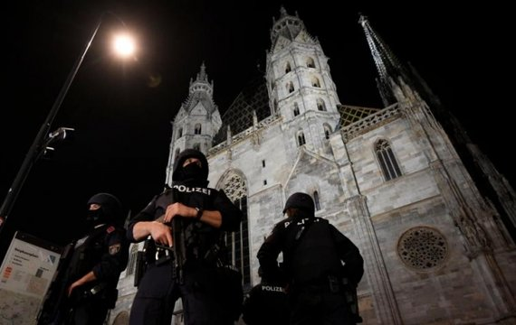 Террористический акт в Вене: «албанский след» ведущий в Россию