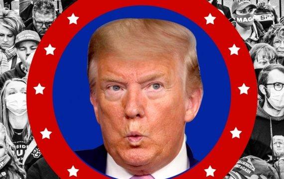 Дональд Трамп. Победивший проигравший
