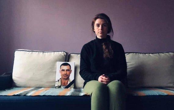 Про ветерана Миколу Микитенка, який здійснив самоспалення на Майдані, знімуть фільм