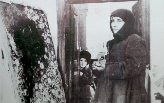 Катерина Білокур: історія однієї боротьби за себе