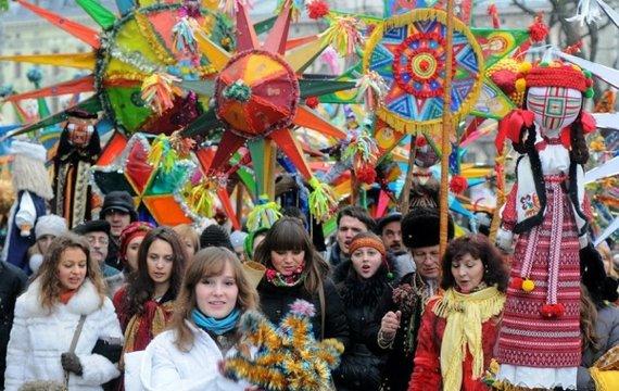 Українське Різдво не має ніякого стосунку до юліанського чи григоріанського календарів!