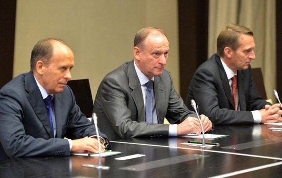 Битва силовых структур России за президентский трон