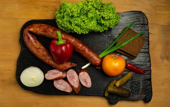 Ветеранське на свята: смачненьке до столу