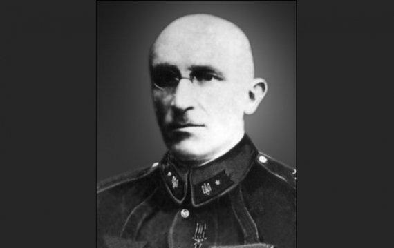 Патрон українських богів війни: Генералу Олексі Алмазову — 135