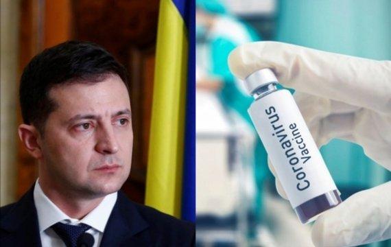 Україна зависла з вакцинацією