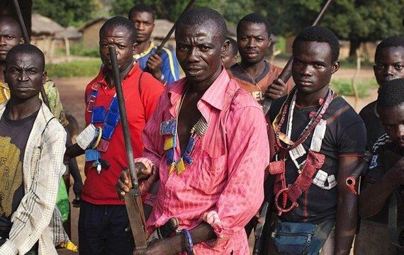 Дикий народ: проделки россиян в Центральноафриканской республике
