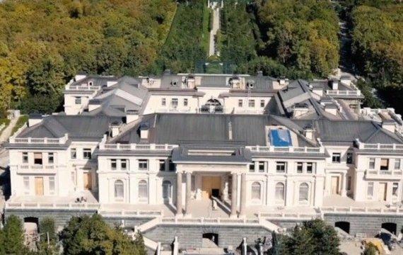 Путинский дворец. Попытка пропаганды развеять обвинения