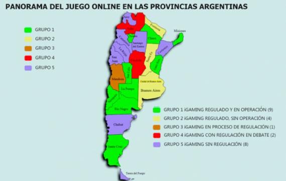 Путь Аргентины в легализации онлайн-гемблинга