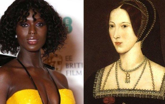 Анна Болейн і Меган Маркл: коли колір шкіри акторів має значення, а коли – ні