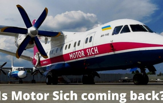 Is Motor Sich coming back?
