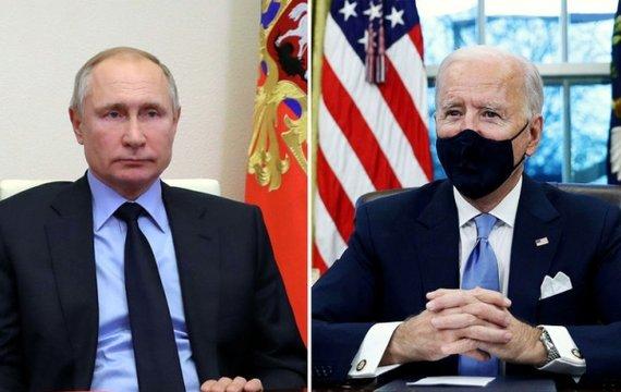 Путин, Байден, ковбои и Гоголь