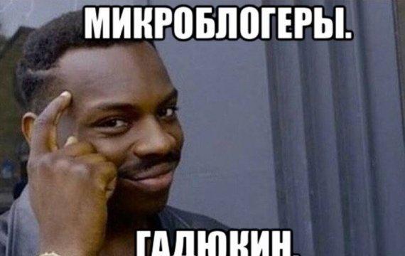 Украинская блогосфера.  Гадюкин.