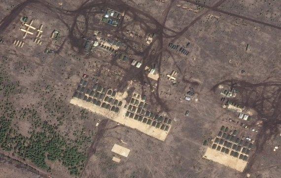 Концентрация войск РФ на границе с Украиной — круги на воде