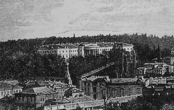 Чи міг Київ стати столицею Російської імперії?