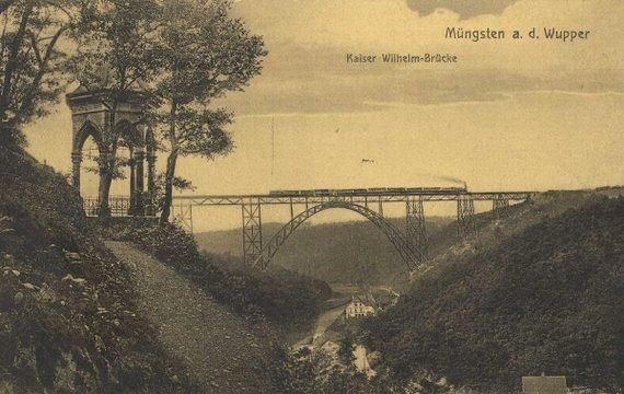Мюнгстенский мост и ответственность