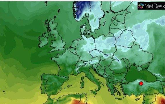 Яка погода буде на тижні. Погода від Наталки Діденко.