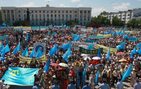 Крымские татары. Право на особое мнение