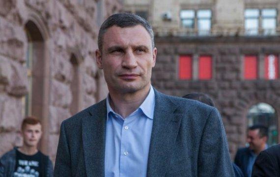 Как Офис Президента атакует Кличко