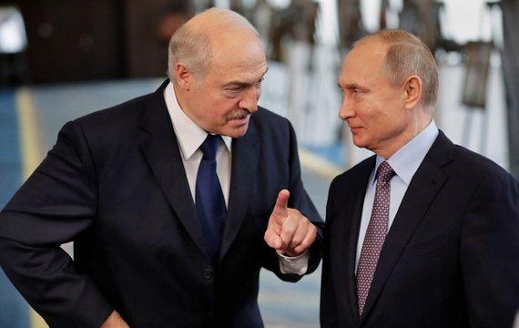 Післясмак рейсу Ryanair: Лукашенко рятує Путіна