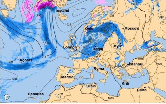 Де дощитиме 26 травня — Наталка Діденко